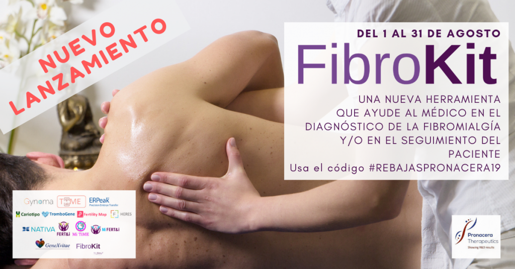 Fibrokit rebajas lanzamiento